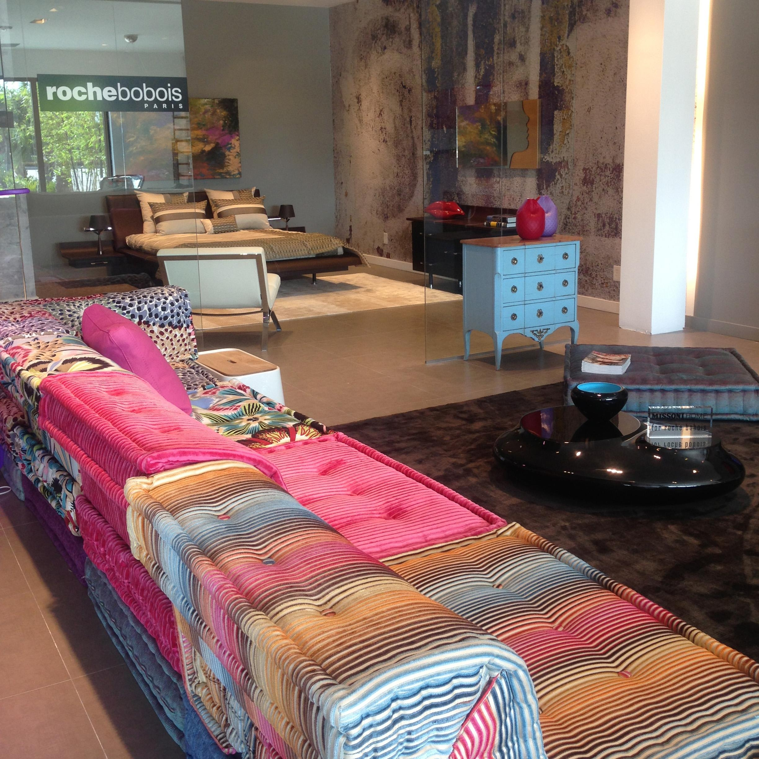 Bohemian Living Room Roche Bobois Mah Jong Modular Sofa Floor – Ftfpgh In Mahjong Sofas (View 16 of 20)