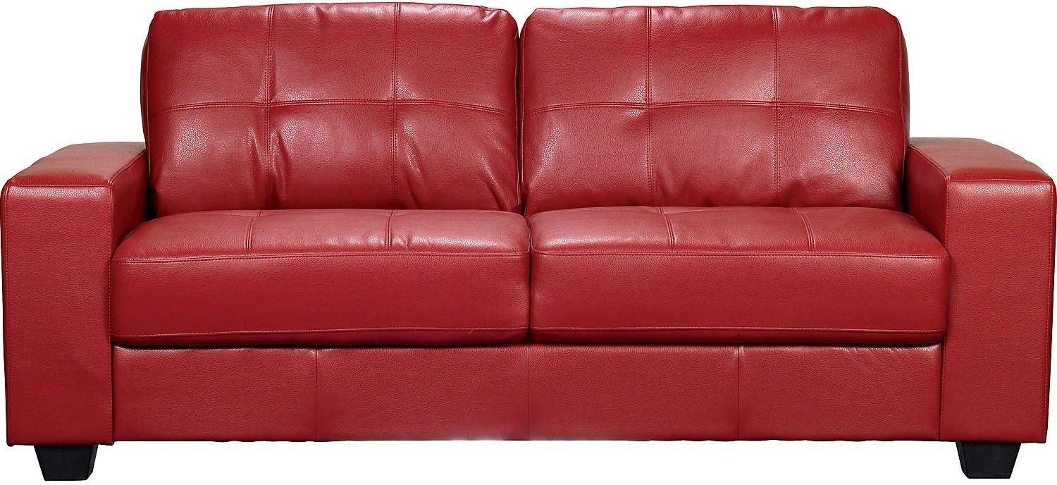 Bonded Leather Sofa Durability With Design Ideas 19063 | Kengire For The Brick Leather Sofa (View 10 of 20)