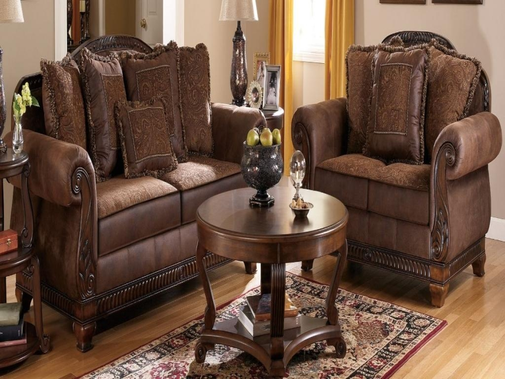 Bradington Truffle Living Room Set – Home And Interior Inside Bradington Truffle (Image 10 of 20)
