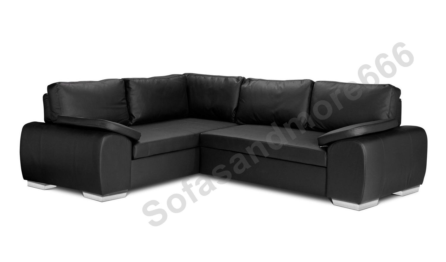 Featured Image of Leather Corner Sofa Bed