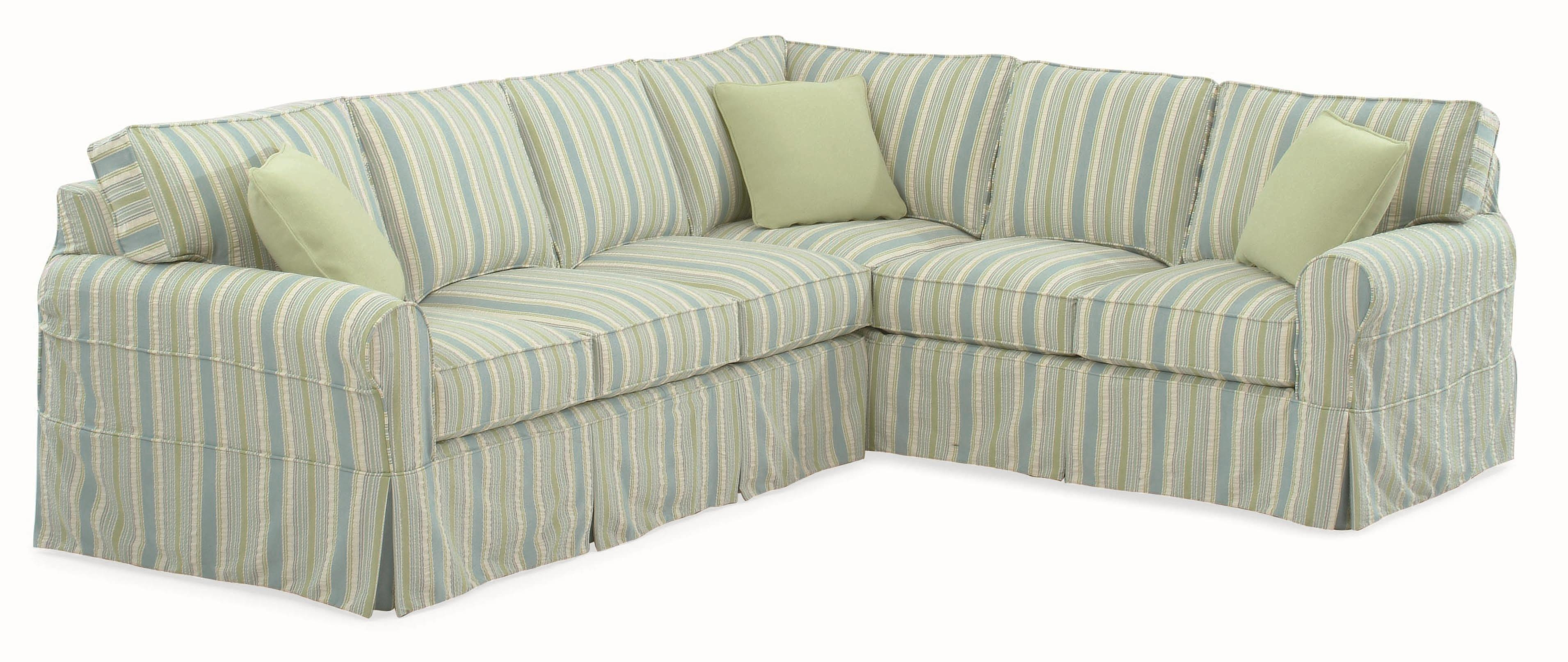 Braxton Culler 728 Casual Sectional Sofa With Rolled Arms And With Braxton Sofa (Image 1 of 20)