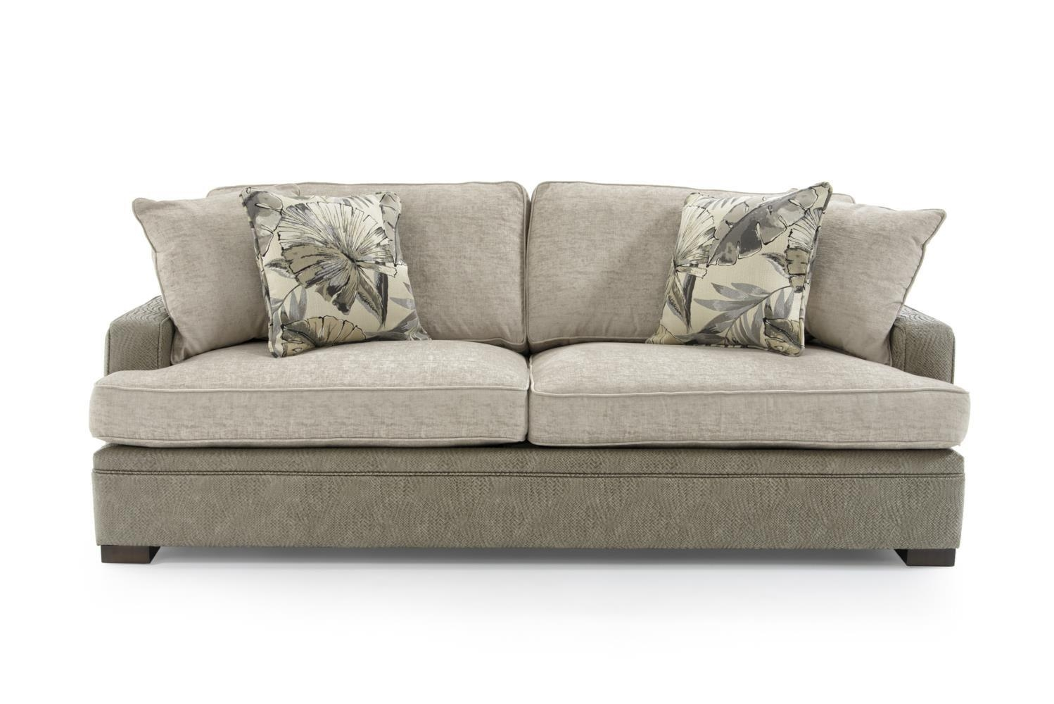 Braxton Culler Westchester Casual Track Arm Sofa – Baer's Intended For Braxton Culler Sofas (Image 17 of 20)