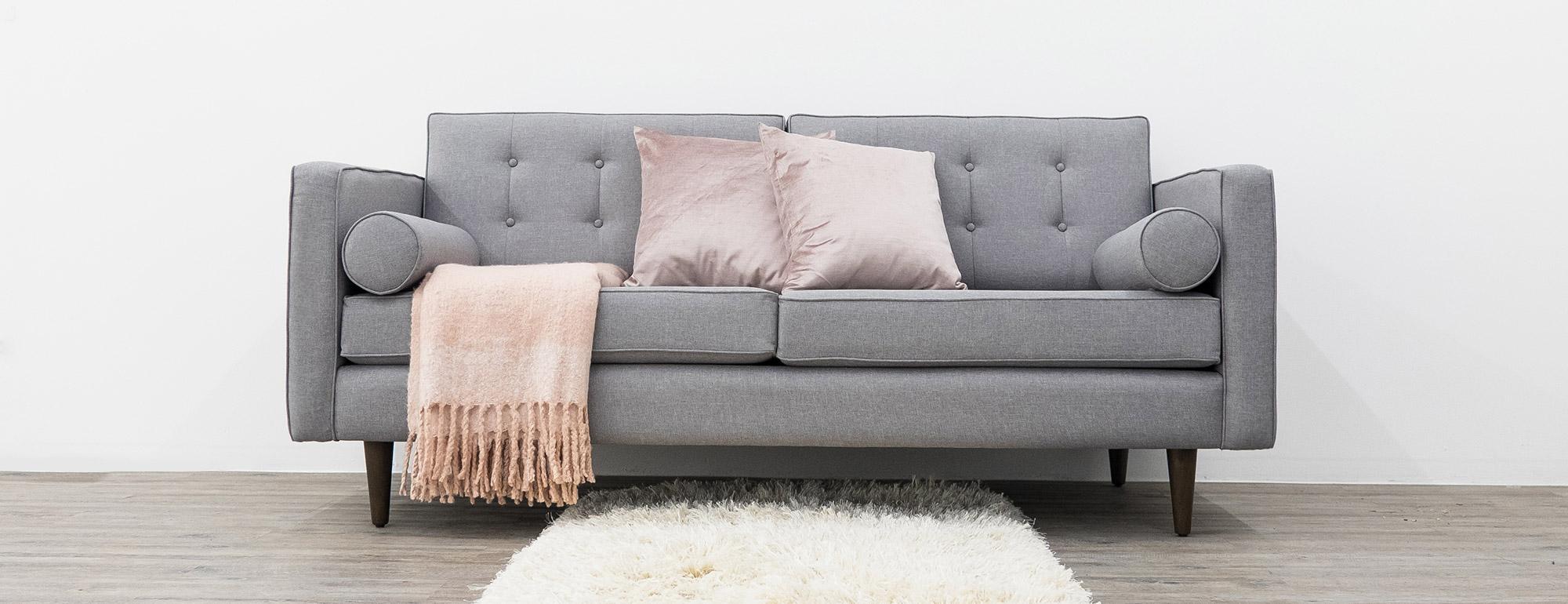 Braxton Loveseat | Joybird In Braxton Sofas (Image 8 of 20)