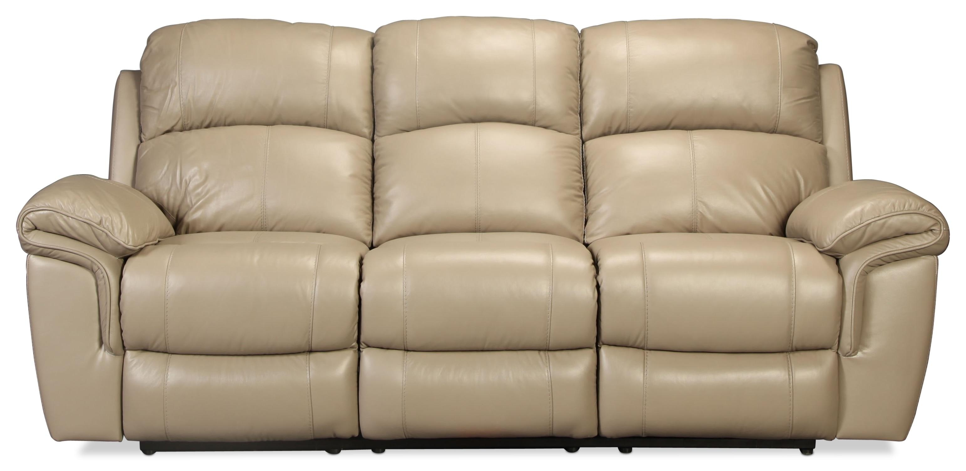 Braxton Power Reclining Sofa | Levin Furniture Within Braxton Sofa (Image 7 of 20)