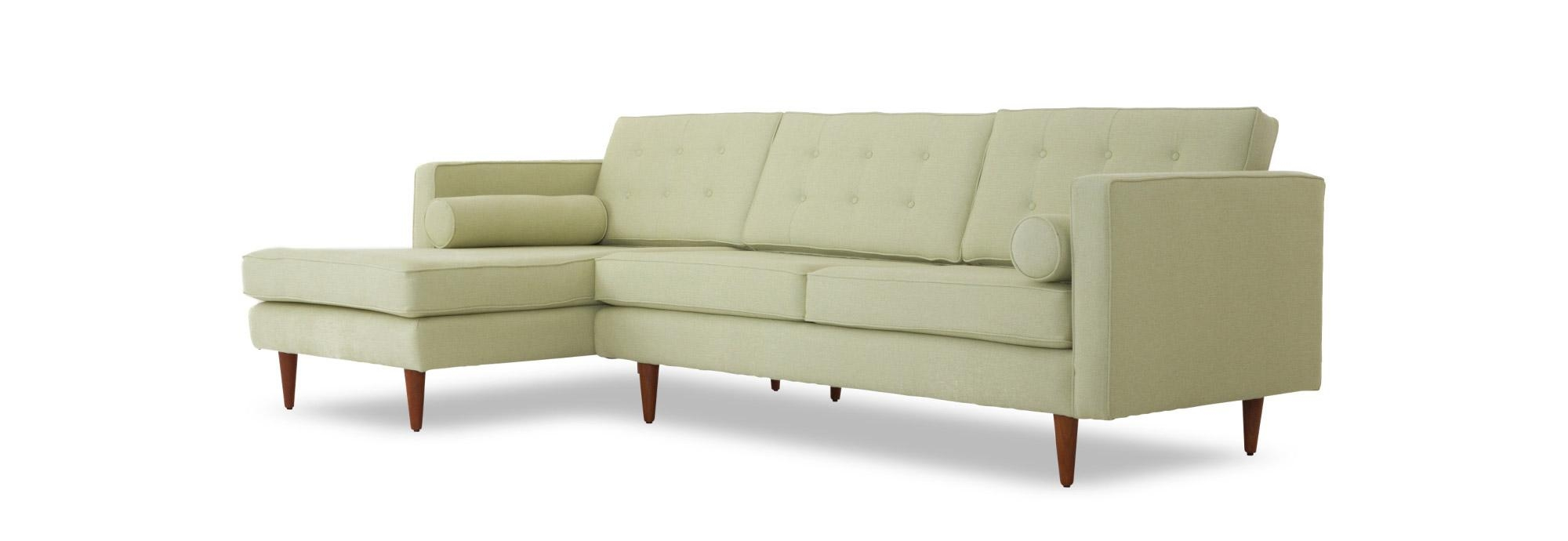 Braxton Sectional | Joybird Intended For Braxton Sectional Sofa (View 3 of 15)
