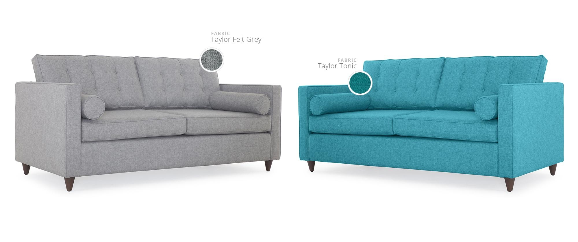 Braxton Sleeper Sofa | Joybird Pertaining To Braxton Sofa (Image 11 of 20)