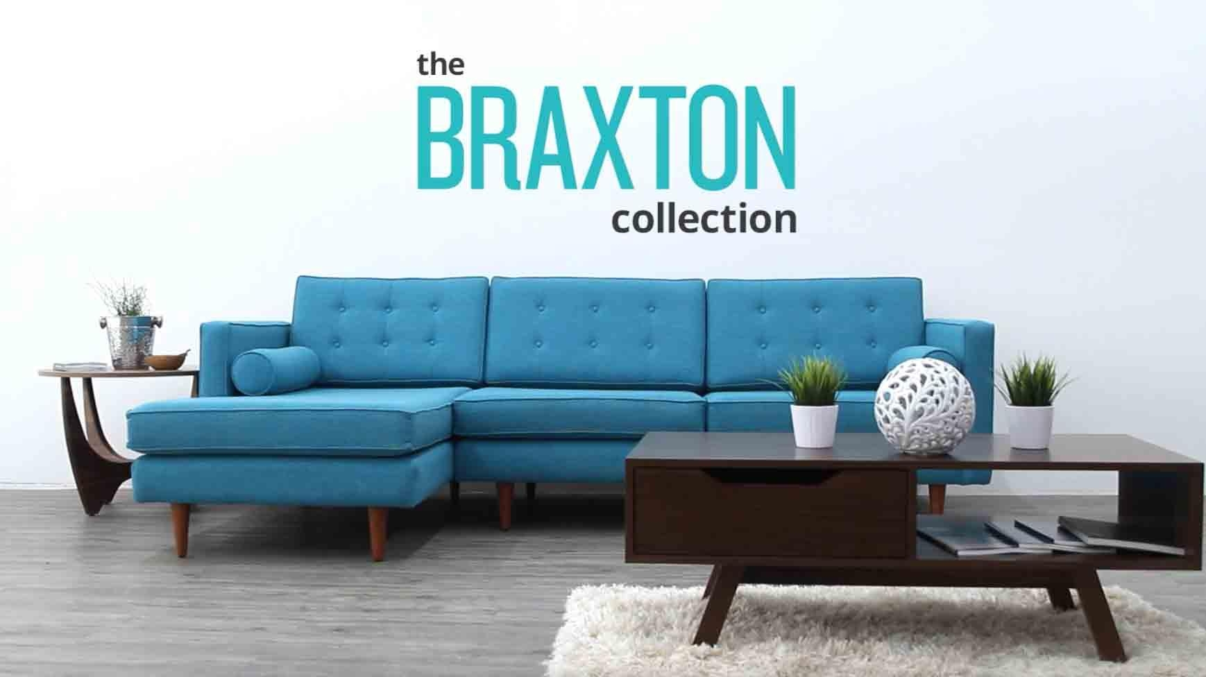 Braxton Sofa | Joybird Inside Braxton Sofa (View 12 of 20)
