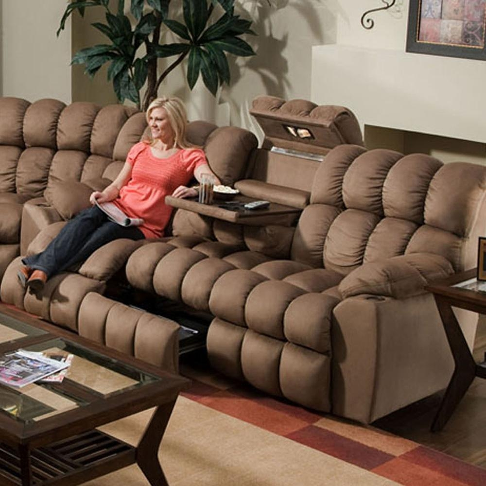 Brayden Sectional With Sofas With Consoles (Image 1 of 20)