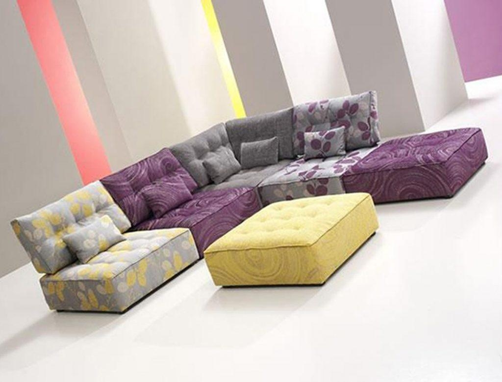 Breathtaking Cool Sectional Sofas Pictures Inspiration – Tikspor Intended For Small Modular Sectional Sofa (Image 3 of 20)