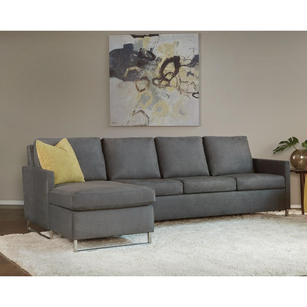 Breckin Sofa Bed With Chaise – Scott Jordan Furniture Throughout Sofa Beds With Chaise Lounge (Image 4 of 20)