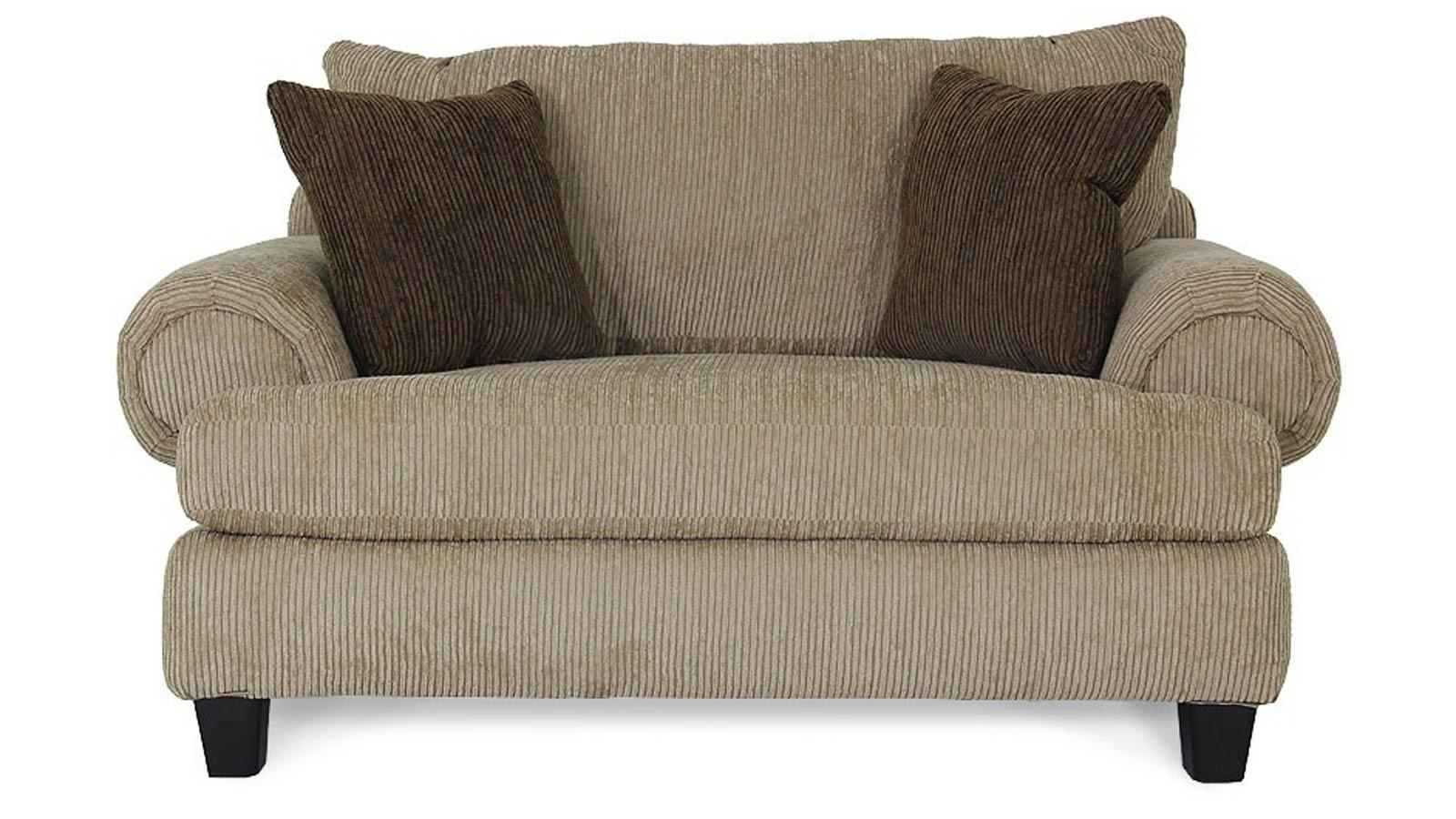 Brenham Chair | Gallery Furniture Within Allen White Sofas (View 15 of 20)