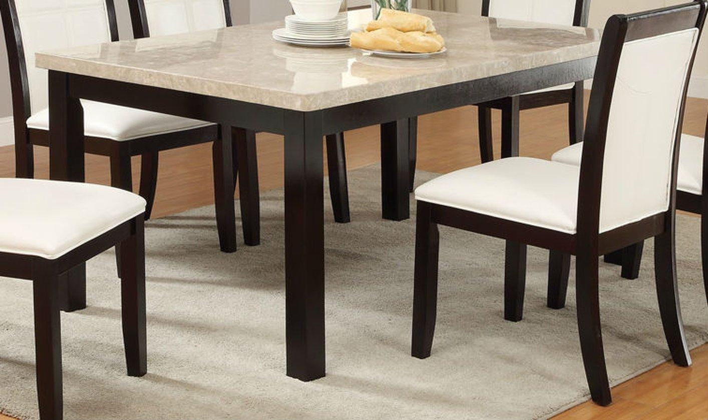 Brown Marble Dining Table – Steal A Sofa Furniture Outlet Los In Dining Sofa Chairs (Image 6 of 20)