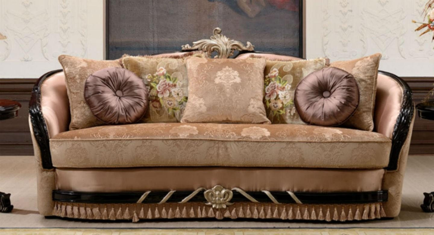Brown Tufted Sofa With Inspiration Photo 16463 | Kengire Intended For Brown Tufted Sofas (Image 5 of 20)