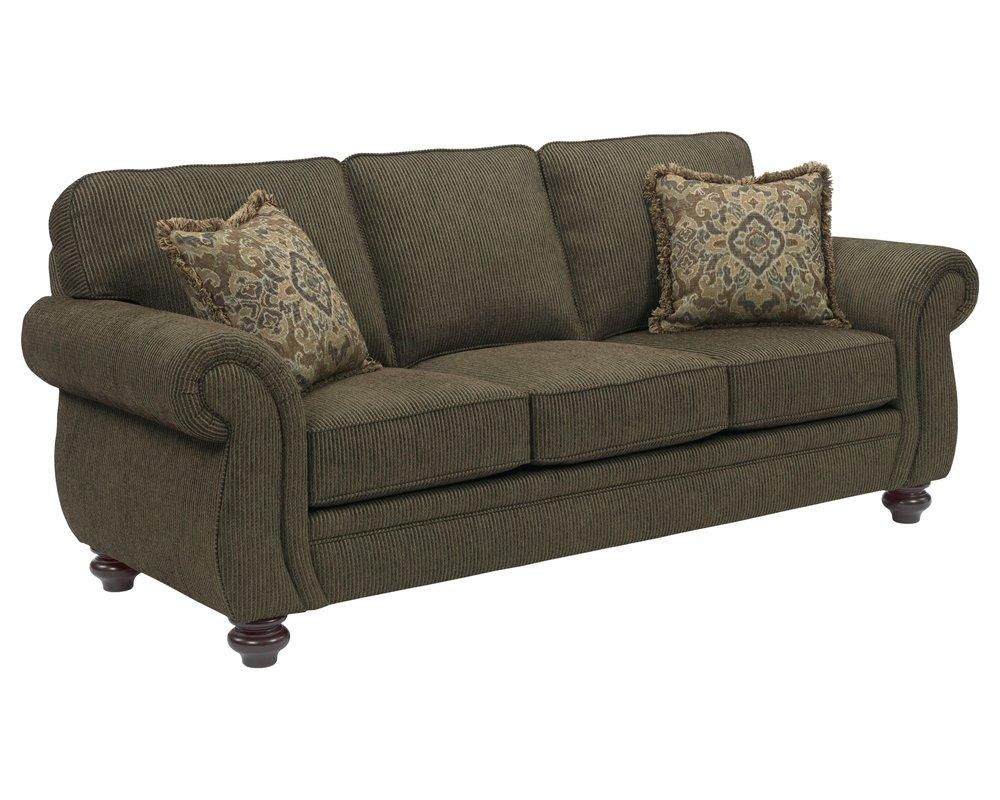 Broyhill® Cassandra Sofa & Reviews | Wayfair In Broyhill Harrison Sofas (Image 14 of 20)