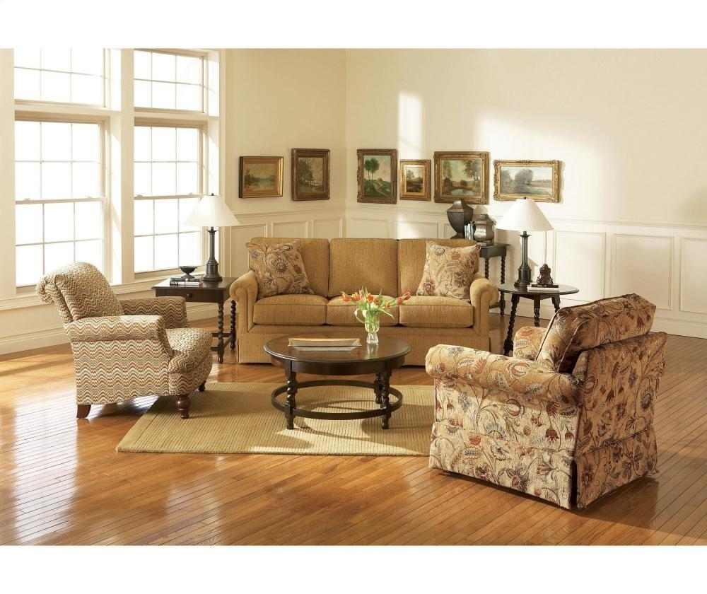 Broyhill Furniture Audrey Sofa | 37623 | Sofas | Plourde Furniture Intended For Broyhill Harrison Sofas (Image 2 of 20)