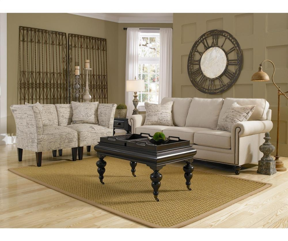 Broyhill Furniture Harrison Sofa | 67513 | Sofas | Curries Furniture Pertaining To Broyhill Sofas (Image 5 of 20)