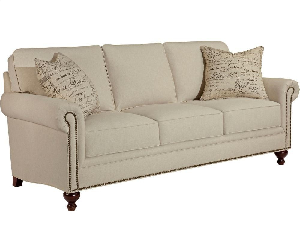 Broyhill Furniture Harrison Sofa | 67513 | Sofas | Plourde Pertaining To Harrison Sofas (View 7 of 20)
