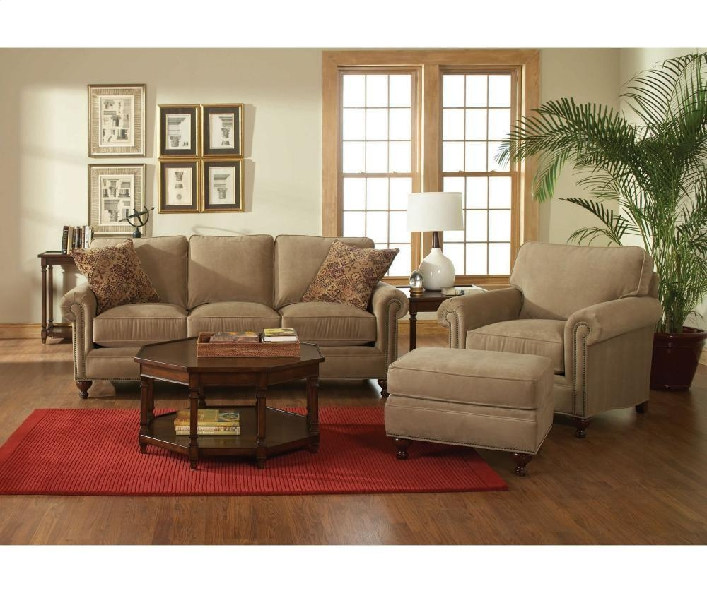 Broyhill Furniture Harrison Sofa | 67513 | Sofas | Plourde Regarding Broyhill Harrison Sofas (Image 7 of 20)