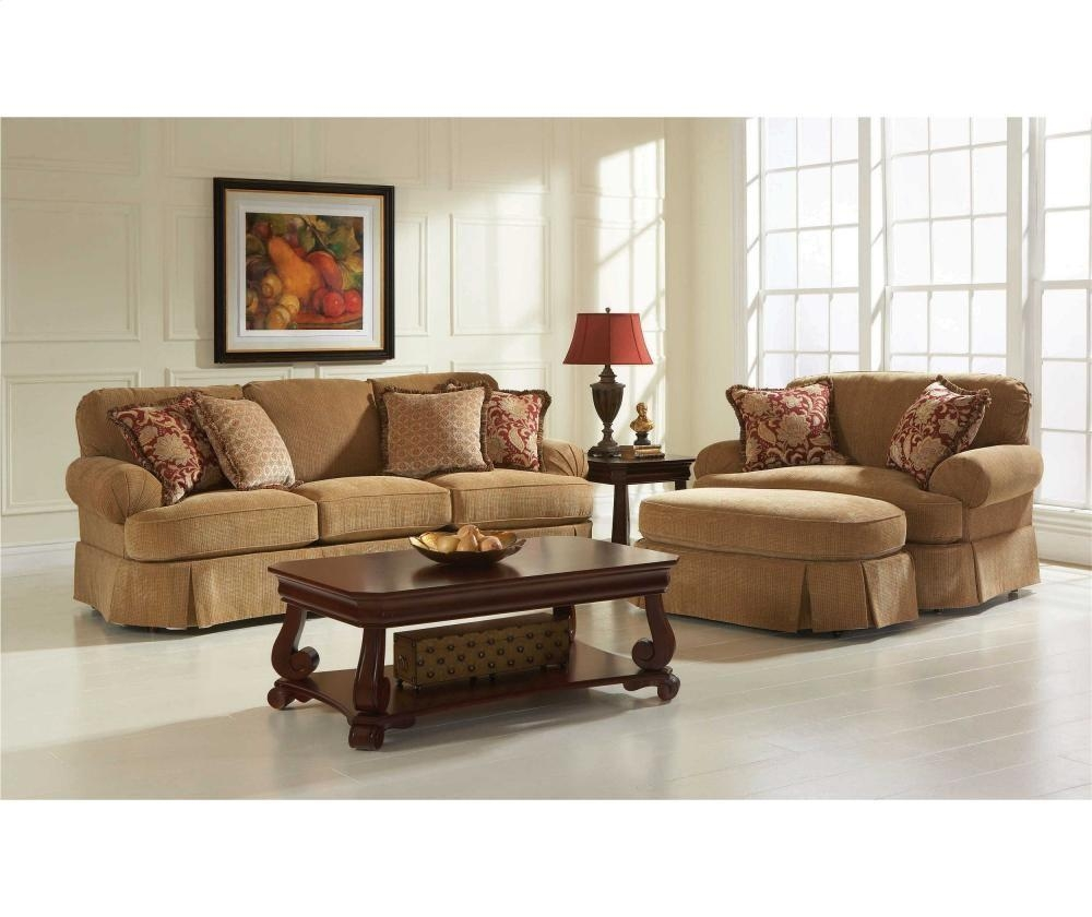 Broyhill Furniture Mckinney Sofa | 65443 | Sofas | Plourde for Broyhill Mckinney Sofas
