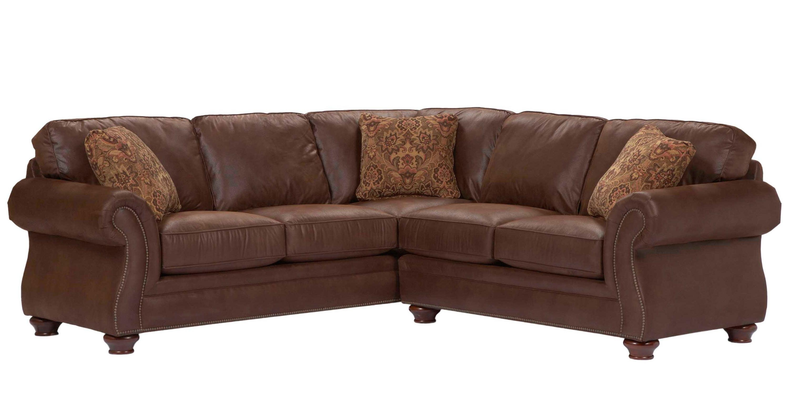 Broyhill Laramie Sectional 5080 1Q/5080 4Q With Regard To Broyhill Sectional Sofas (Image 9 of 15)