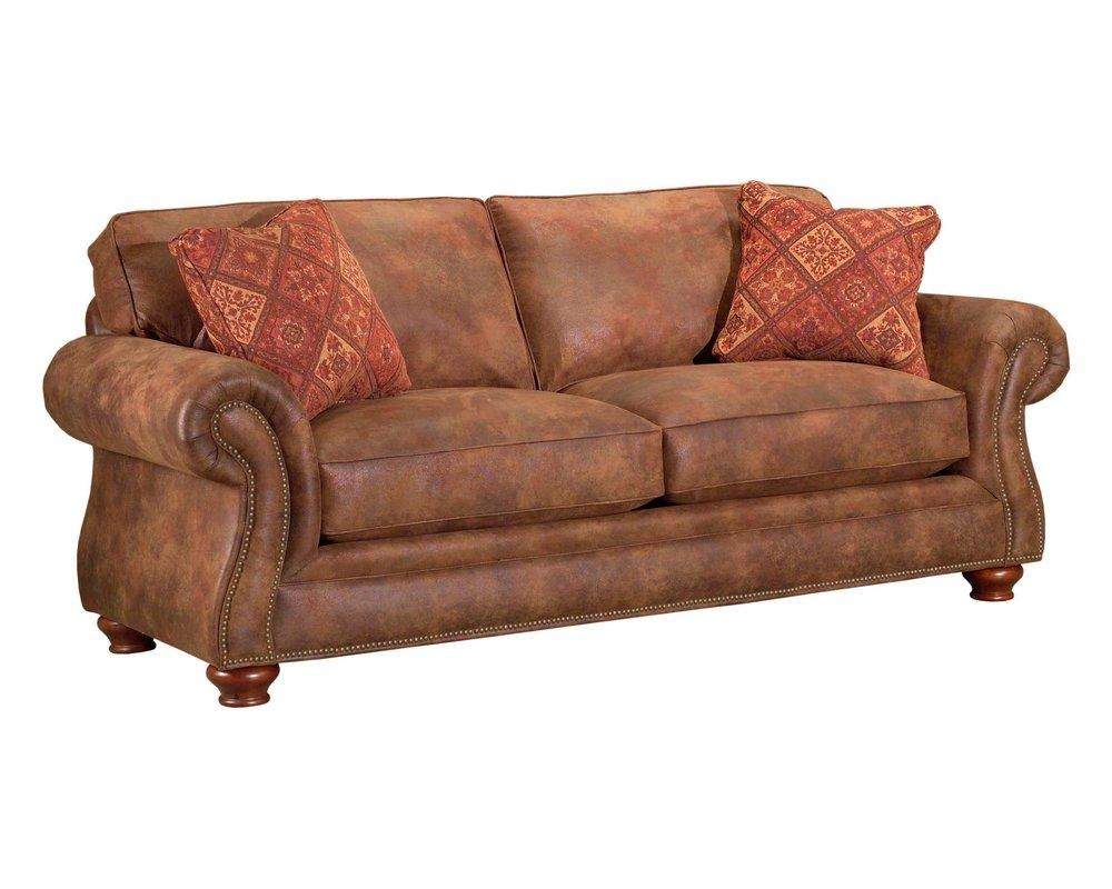 Broyhill® Laramie Sofa & Reviews | Wayfair Throughout Broyhill Emily Sofas (Image 17 of 20)