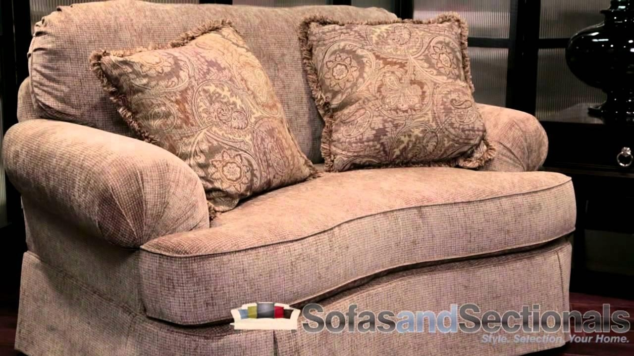 Broyhill Mckinney Sofa Set – Youtube Pertaining To Broyhill Mckinney Sofas (Image 7 of 20)