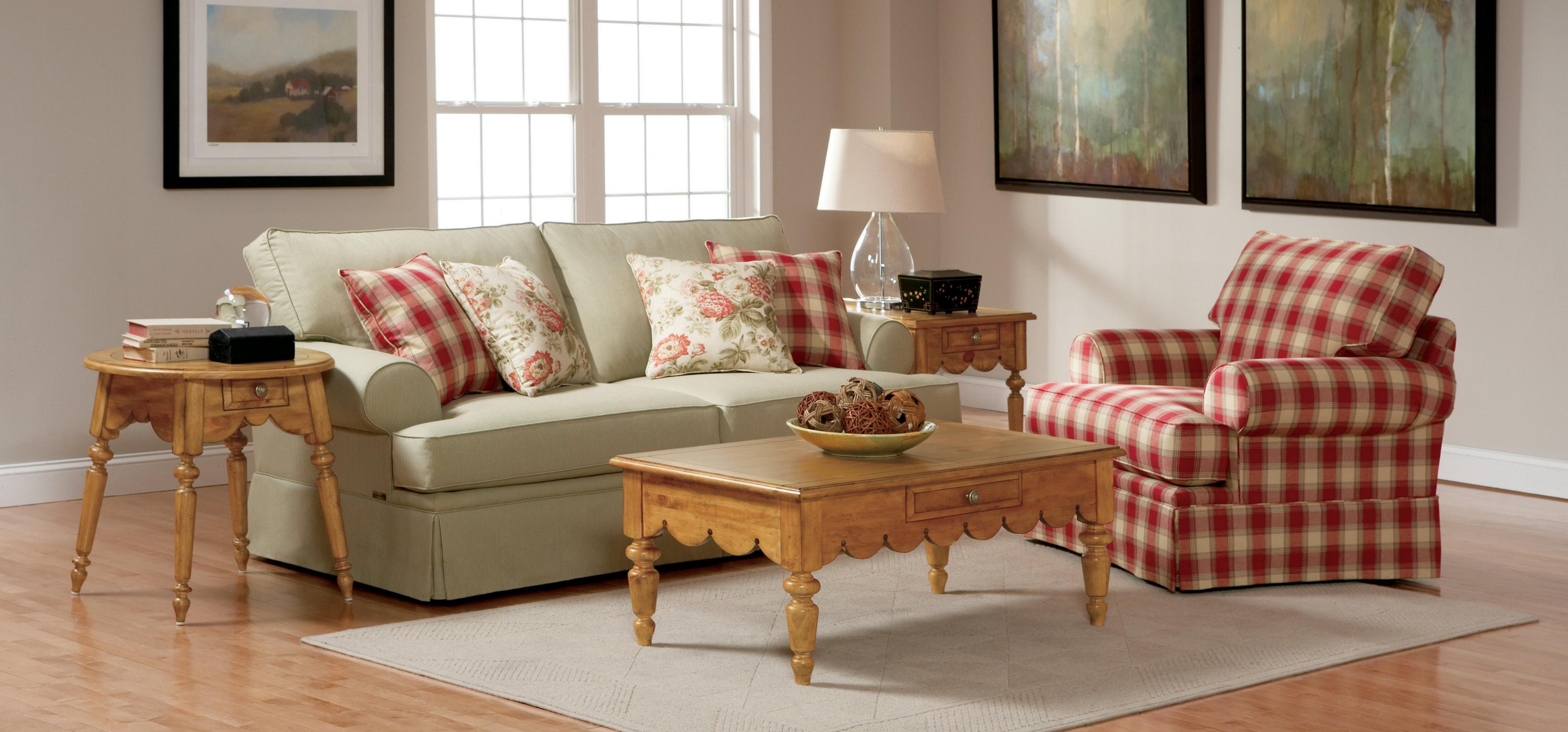 Broyhill Upholstery – Jordan Furniture Inside Broyhill Emily Sofas (Image 14 of 20)