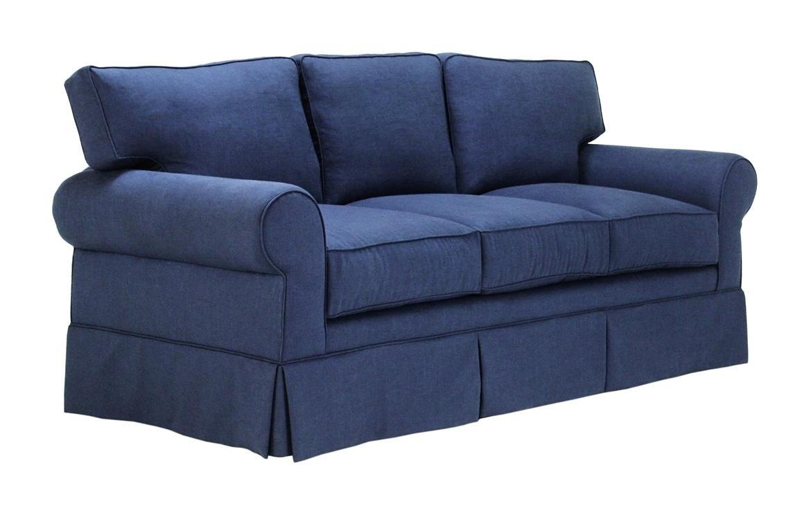 Bsc With Regard To Blue Denim Sofas (Image 5 of 20)