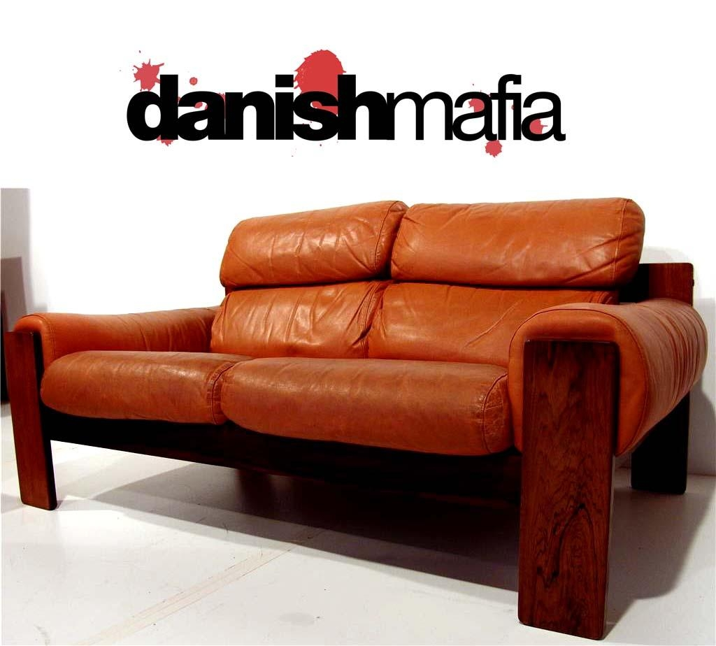 Buat Testing Doang: Danish Leather Sofa Intended For Danish Leather Sofas (Image 1 of 20)