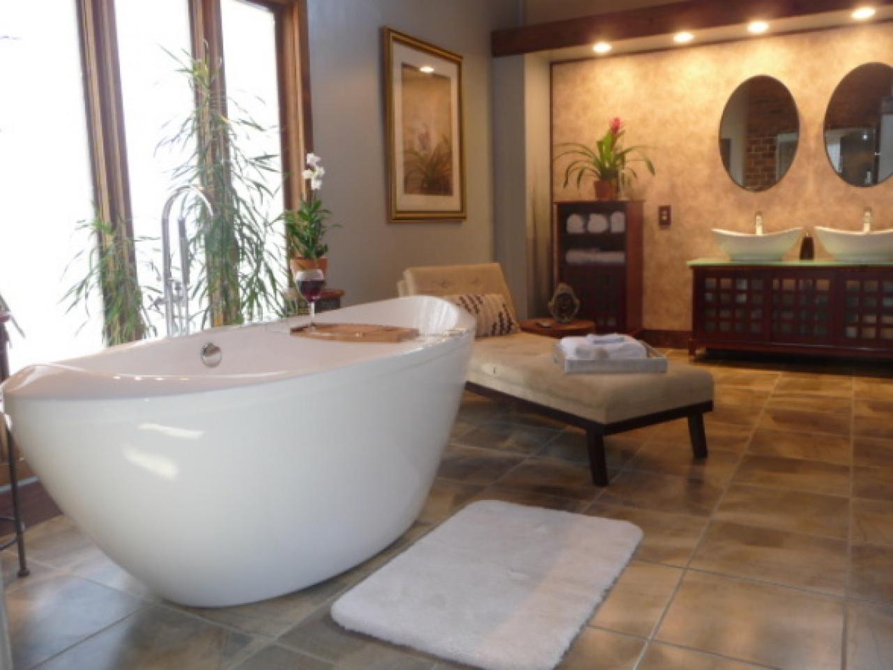 Budgeting For A Bathroom Remodel | Hgtv Inside Bathroom Remodel (Image 24 of 33)