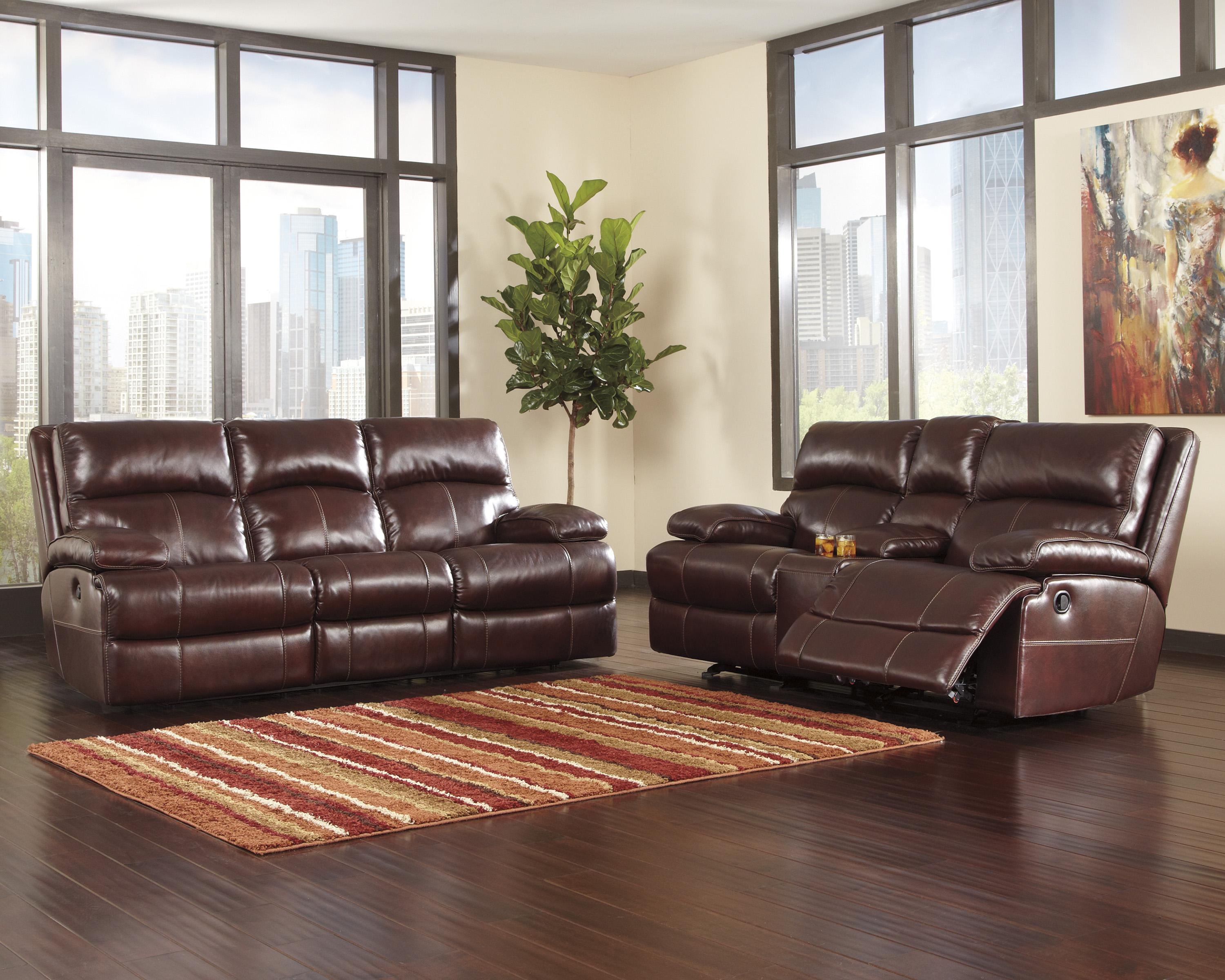 Burgundy Leather Sofa Set | Tehranmix Decoration Pertaining To Burgundy Leather Sofa Sets (View 13 of 20)
