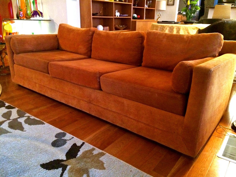 Featured Image of Burnt Orange Sofas