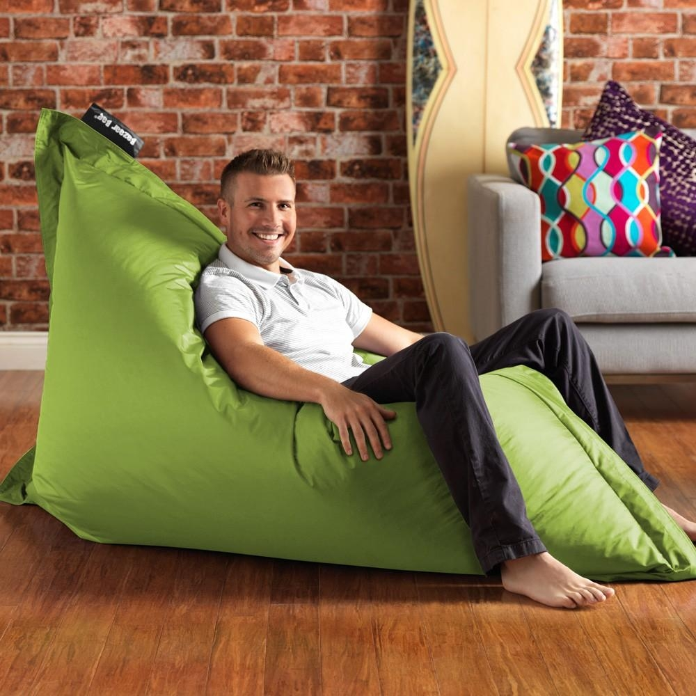 Buy Bazaar Bag® Giant Bean Bags | Beanbag Bazaar Regarding Giant Bean Bag Chairs (Image 3 of 20)