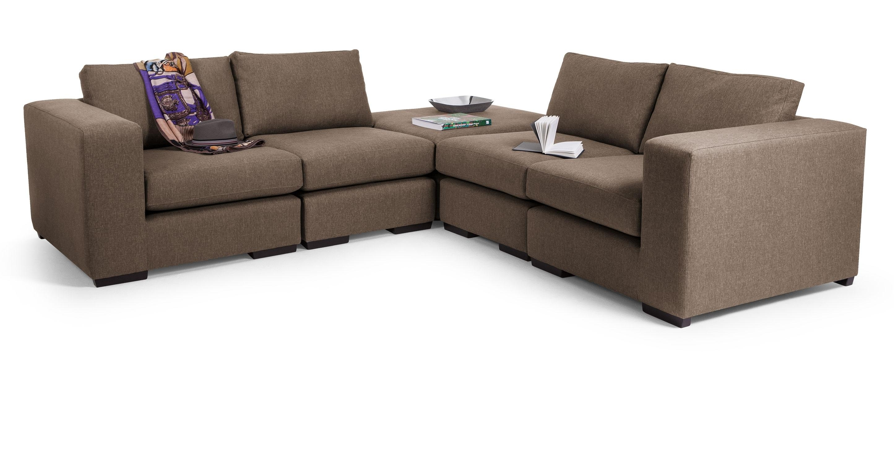 Buy Union Black Leather Modular Corner Sofas At Furniture Choice Regarding Black Leather Corner Sofas (View 8 of 20)