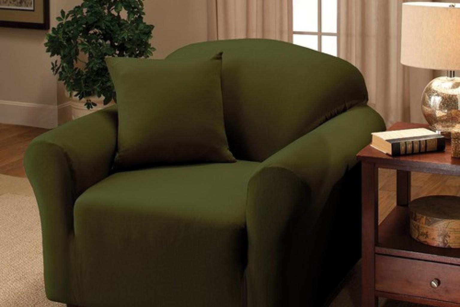 Buying Guide: The Best Slipcovers To Give Your Sofa A Fresh Look Intended For Canvas Sofas Covers (Image 4 of 20)