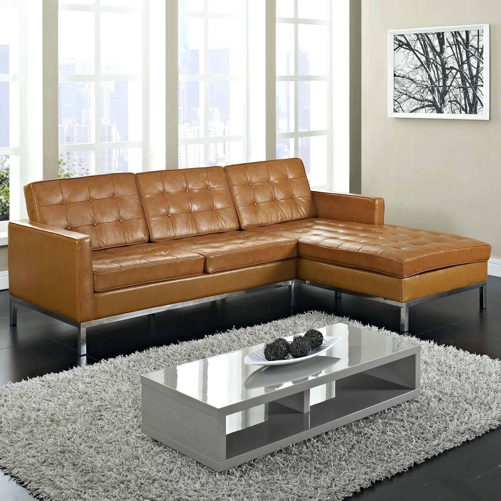 Camel Brown Leather Sofa | Tehranmix Decoration Throughout Camel Color Leather Sofas (View 19 of 20)