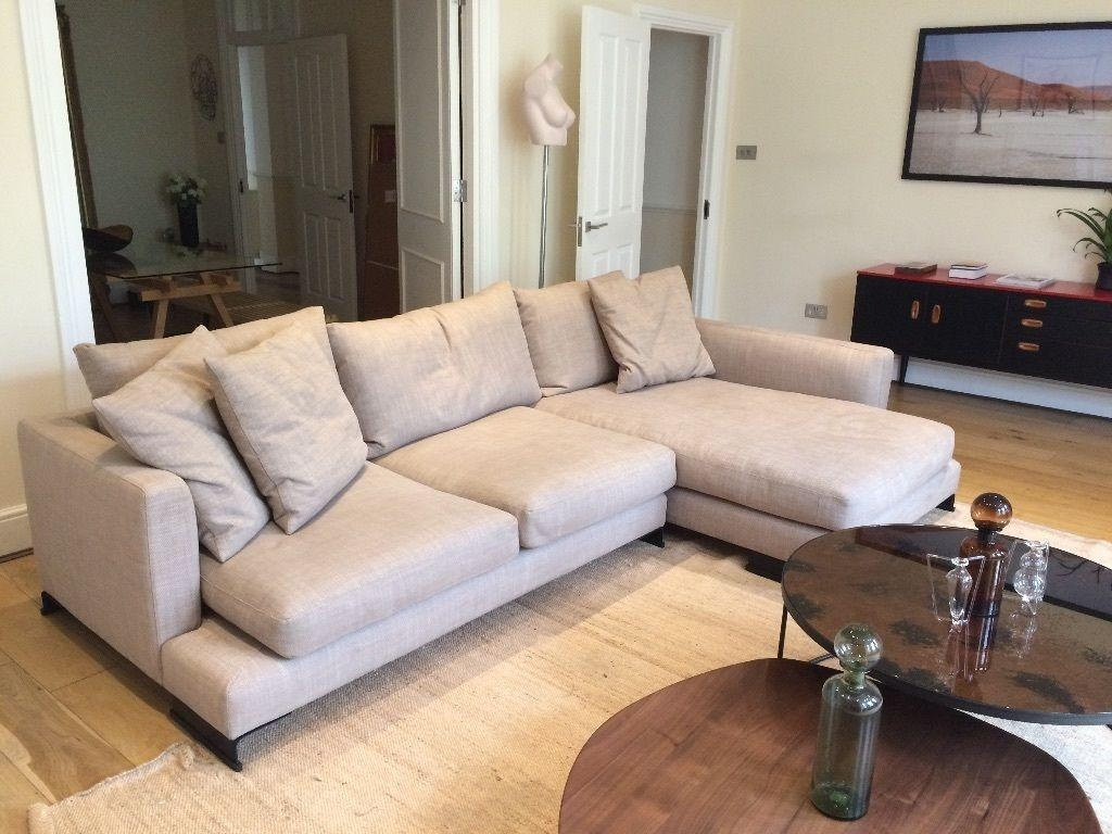 Camerich 3 Piece Sectional Sofa (Great Condition) | In Hyde Park Pertaining To Camerich Sofas (Image 3 of 19)