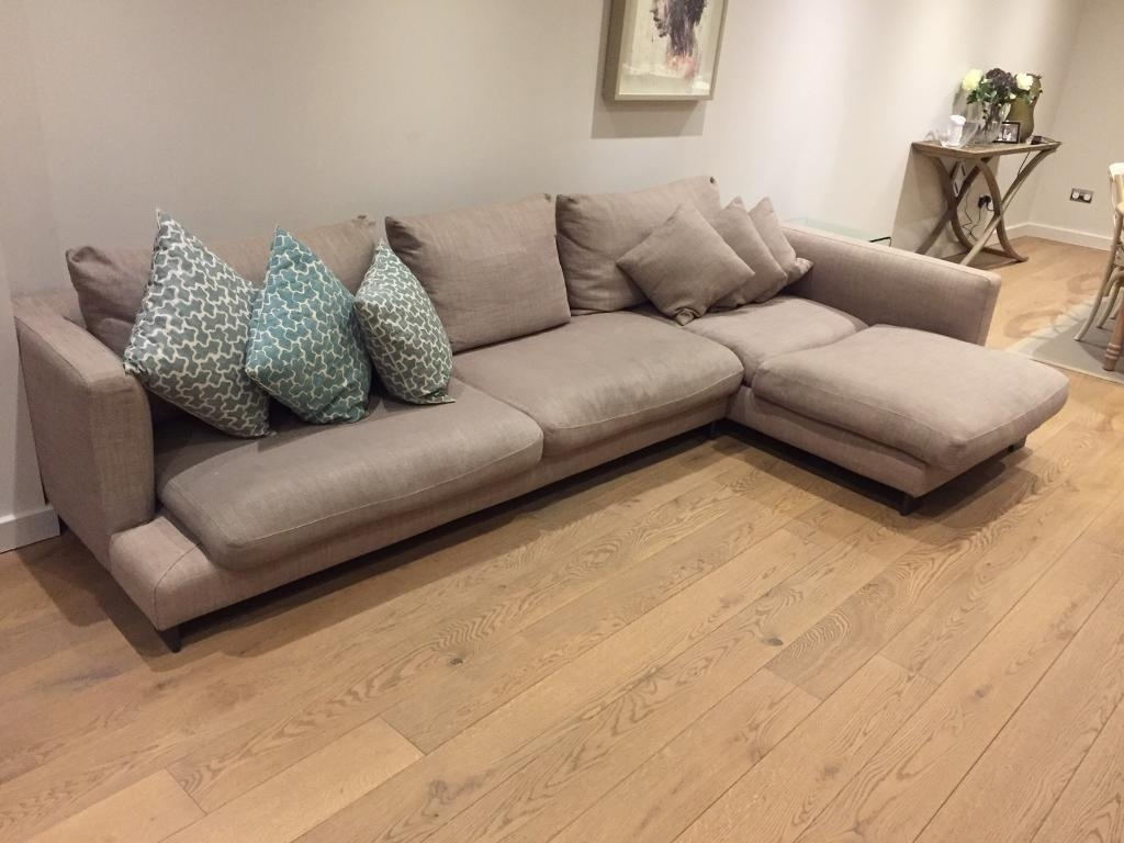 Camerich Lazytime Plus Cappuccino Corner Sofa | In Kilburn, London With Regard To Camerich Sofas (Image 9 of 19)