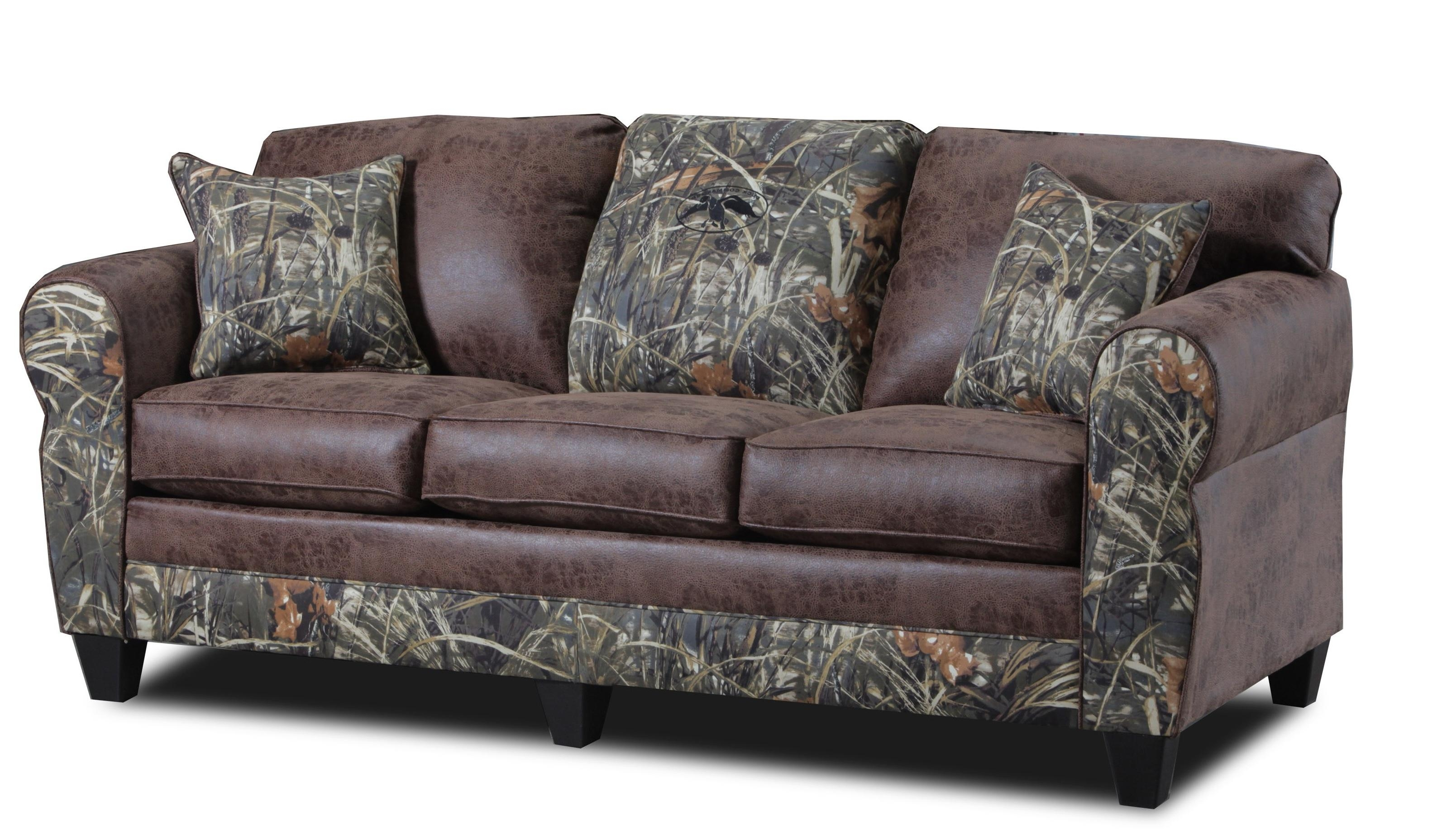 Camo Living Room Ideas Set From Aarons Nadine Sofa Sachi Camo New With Regard To Camo Reclining Sofas (Image 4 of 20)