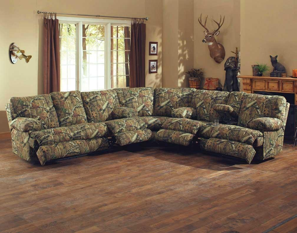 Camouflage Living Room Ideas Best 25+ Camo Living Rooms Ideas Only Pertaining To Camo Reclining Sofas (Image 9 of 20)