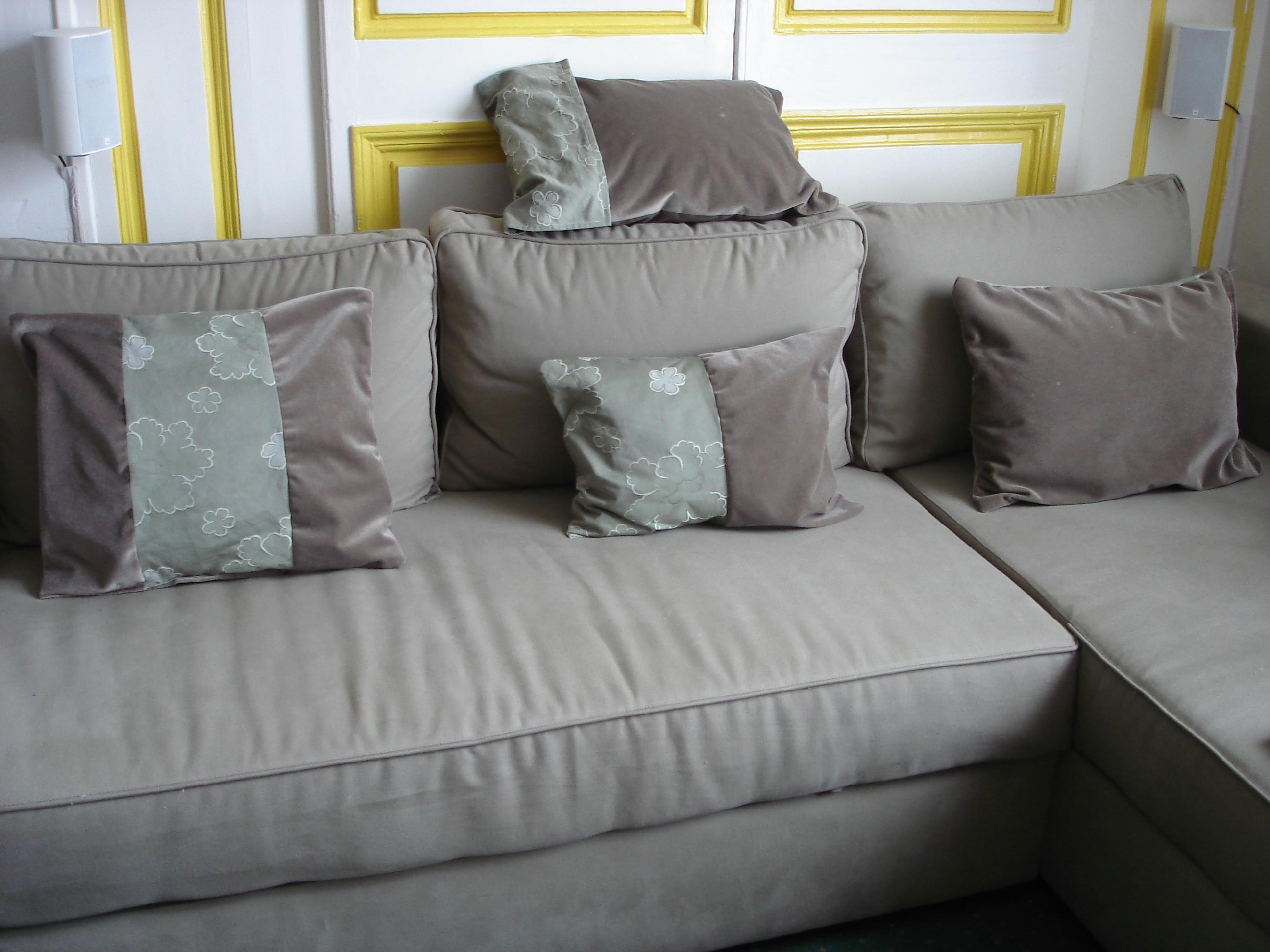Canvas Sofa Slipcovers | Sofa Gallery | Kengire Pertaining To Canvas Sofas Covers (Image 5 of 20)