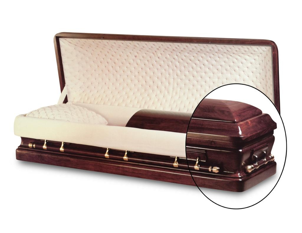 Casket Sofa Casket Sofa Menzilperde Net – Thesofa Regarding Coffin Sofas (Image 1 of 20)