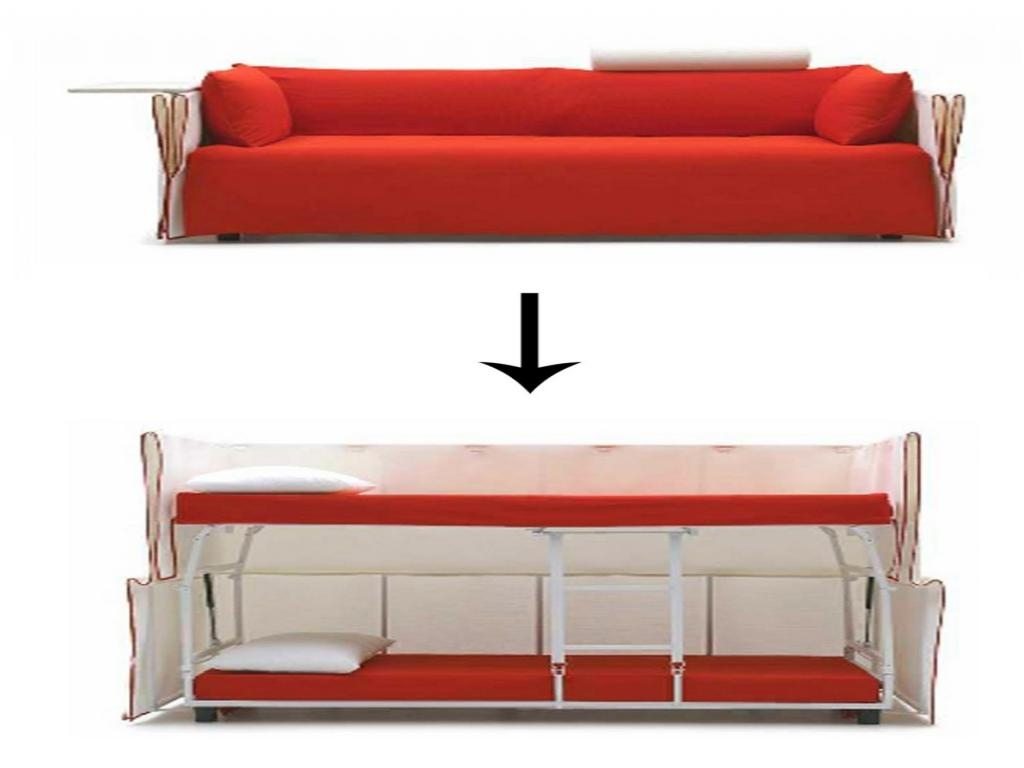 Castro Convertible Sofa Bed | Sofa Gallery | Kengire With Regard To Castro Convertible Sofas (View 7 of 20)