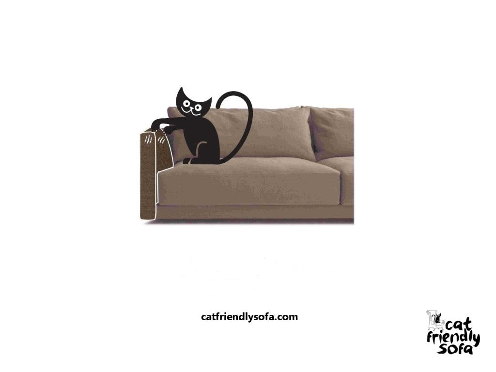 Cat Proof Fabric | Cat Friendly Sofa Within Cat Proof Sofas (Image 5 of 20)