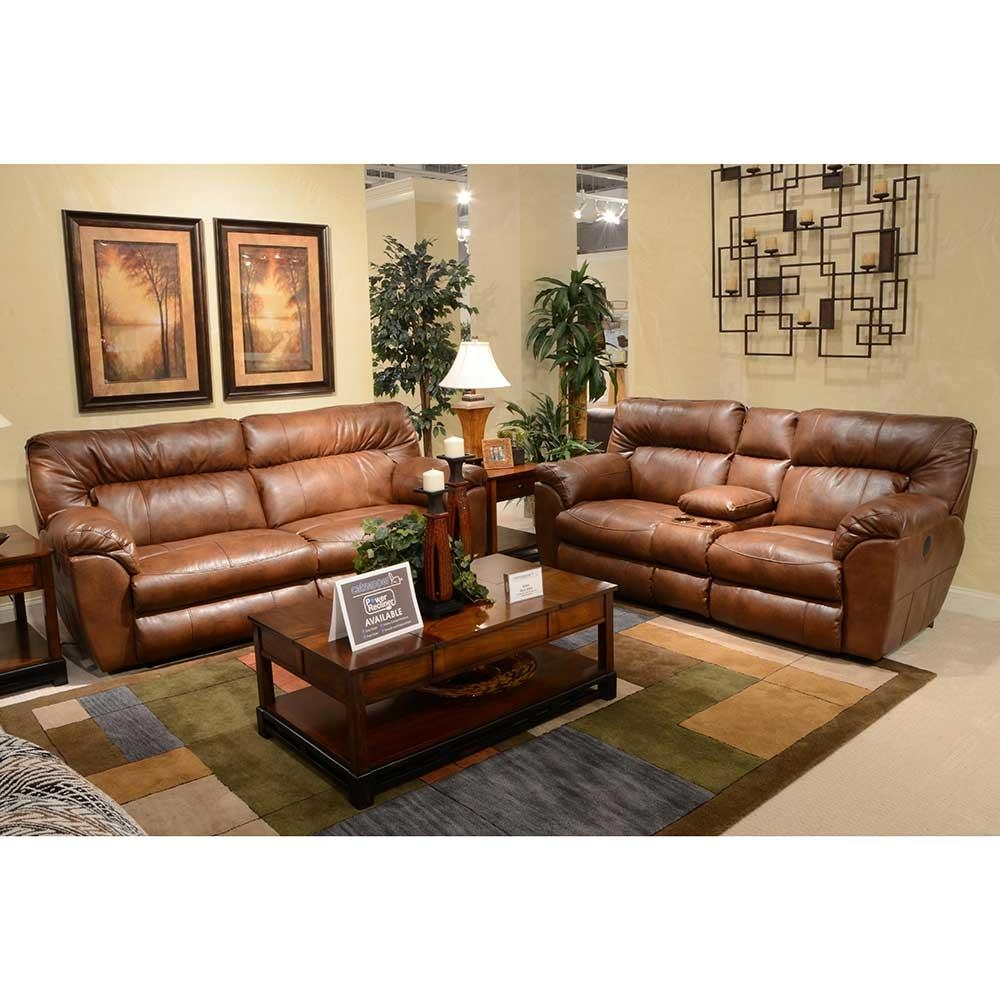 Catnapper Leather Reclining Sofa | Tehranmix Decoration Within Catnapper Recliner Sofas (Image 7 of 20)
