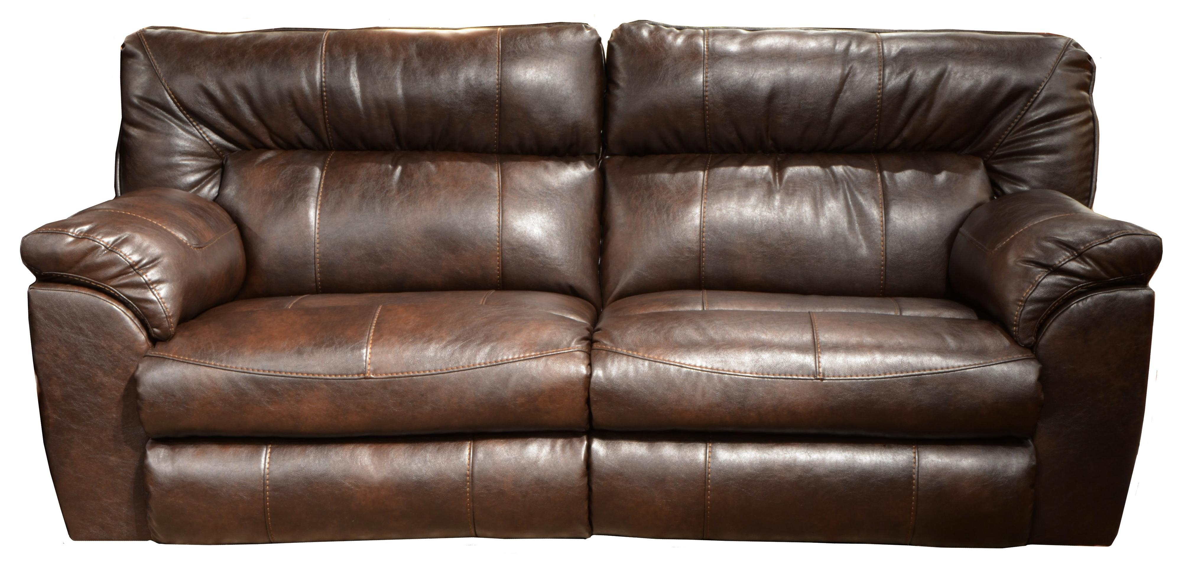 Catnapper Maverick Extra Wide Reclining Sofa – Efo Furniture With Regard To Catnapper Sofas (View 2 of 20)