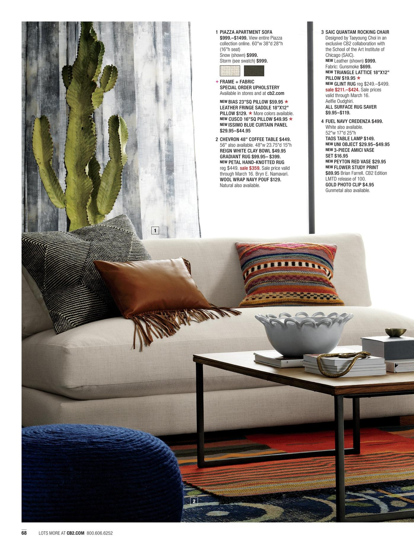 Cb2 Rug Sale | Roselawnlutheran Regarding Cb2 Piazza Sofas (View 20 of 20)