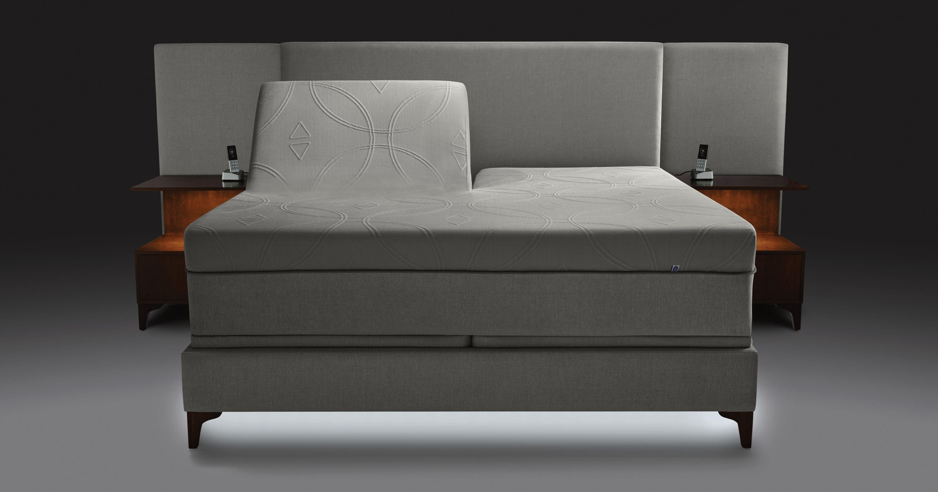 Ces 2014: Sleep Number Rolls Out A Smarter Bed Within Sleep Number Sofa Beds (Image 4 of 20)
