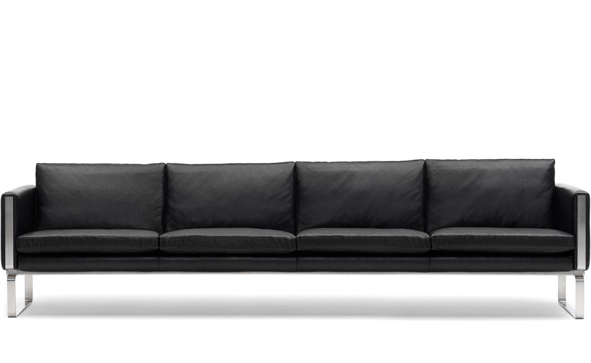 Ch104 4 Seat Sofa – Hivemodern Within Four Seat Sofas (Image 9 of 20)