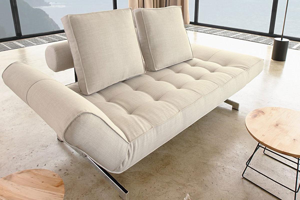 Chai Microsuede Sofa Bed | Sofa Gallery | Kengire For Chai Microsuede Sofa Beds (Image 2 of 20)